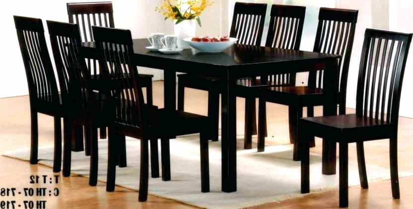 Dining Table 8 Seater Dimensions – Adithya Table For Most Recent Dining Tables With 8 Seater (View 8 of 20)