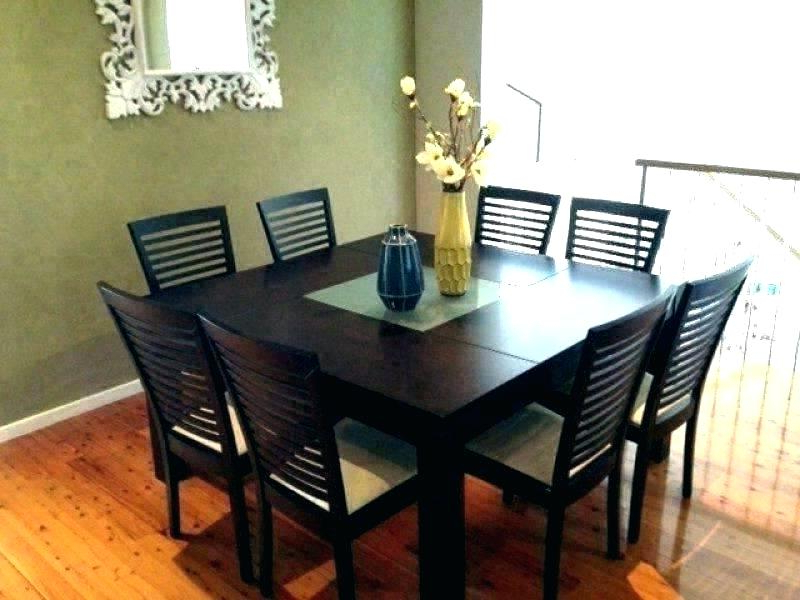 Dining Table And 8 Chairskitchen Seats – Red2blue With Regard To Best And Newest Dining Tables And 8 Chairs (View 9 of 20)