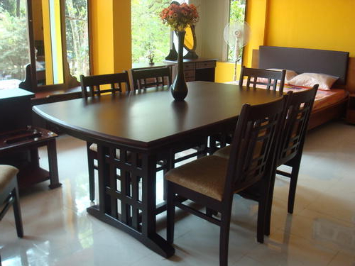 Dining Table Chairs – Wooden Dining Table Manufacturer From Thrissur Regarding 2018 Dining Room Chairs Only (View 10 of 20)