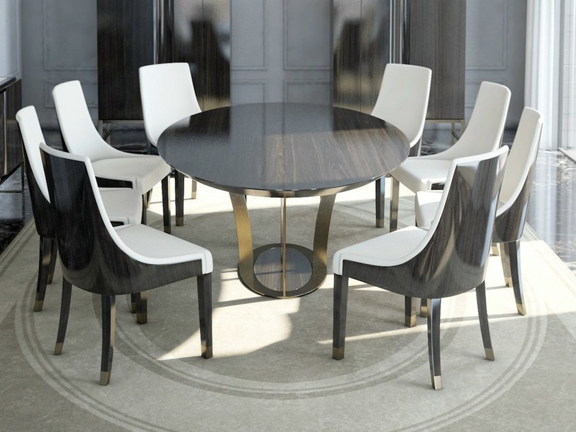 Dining Table Paris Collectionhugues Chevalier For Popular Paris Dining Tables (View 3 of 20)