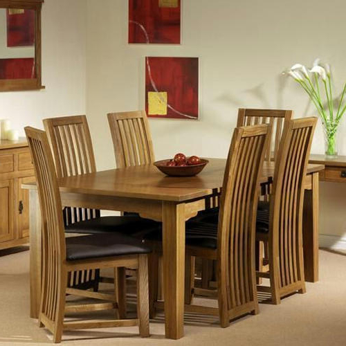 Dining Table Set With Most Recently Released Wooden Dining Sets (View 4 of 20)