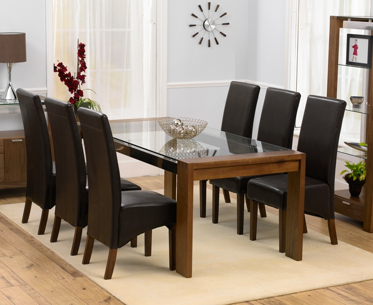 Dining Table Sets With 6 Chairs With Regard To Recent 3 Steps To Pick The Ultimate Dining Table And 6 Chairs Set – Blogbeen (View 6 of 20)
