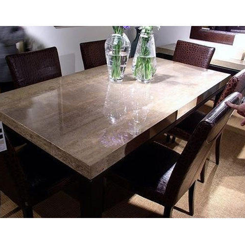 Dining Table – Star Furniture Intended For Most Current Stone Dining Tables (View 6 of 20)