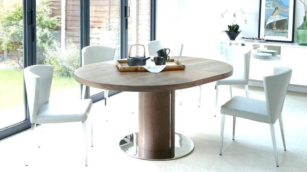 Dining Table That Seats 10 Large Round Dining Table Large Circular In Famous Large Circular Dining Tables (View 11 of 20)