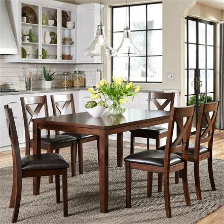 Dining Tables 7 Piece (Gallery 16 of 20)