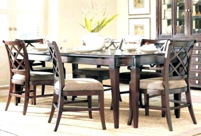 Dining Tables And 6 Chairs Within Most Recently Released 6 Chair Dining Table Sets Dining Table Set For 6 A Dining Table Set (View 9 of 20)