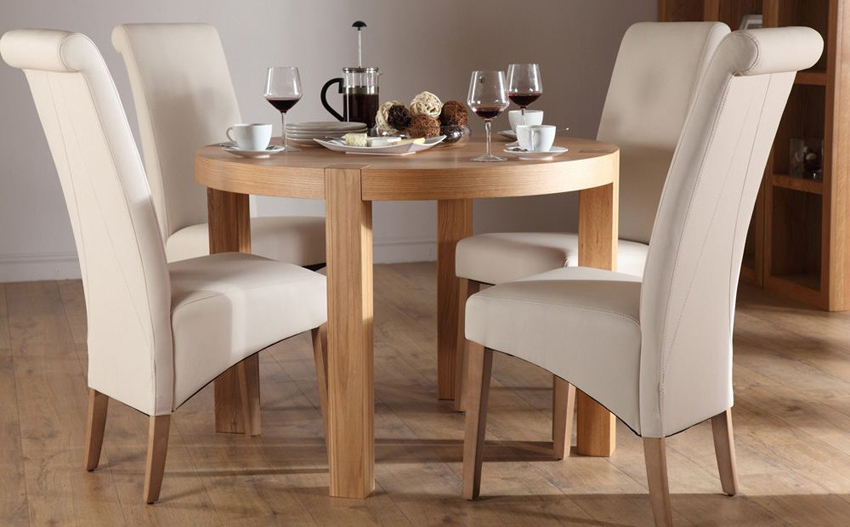 Dining Tables And Chairs Sets Intended For Widely Used Selecting Designer Dining Table And Chair Set – Blogbeen (View 9 of 20)