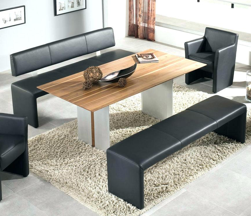 Dining Tables Bench Seat With Back In Latest Bench Seat With Back Merry Dining Room Table Tables Benches (View 4 of 20)