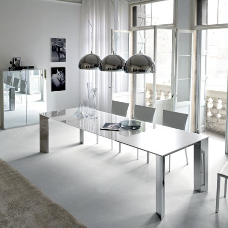 Dining Tables Ceiling Lights Regarding Popular Contemporary Lighting Ideas (View 8 of 20)