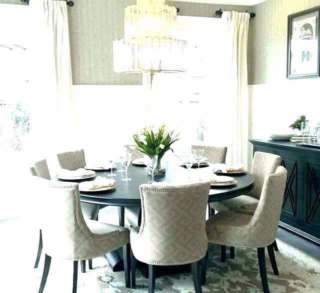Dining Tables For Eight Inside Fashionable 8 Seater Round Dining Table – Someboysecure (Gallery 7 of 20)