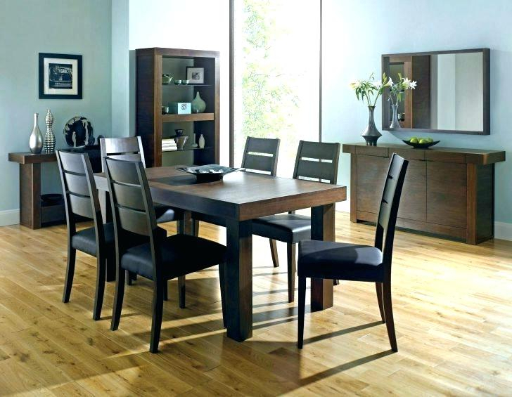 Dining Tables For Six Intended For Most Recent Imágenes De Modern Dining Table Seats  (View 6 of 20)