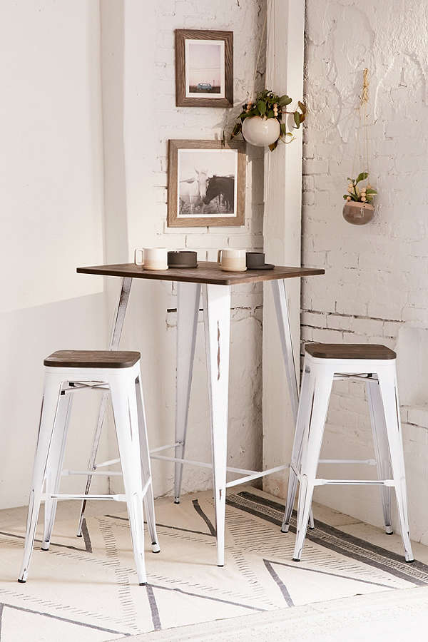 Dining Tables For Two In Favorite Twenty Dining Tables That Work Great In Small Spaces – Living In A (View 4 of 20)