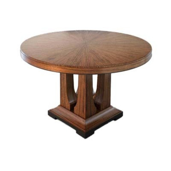 Dining Tables – Laurent Dining Table – Round : Donghia : Pro Inside Most Popular Laurent Round Dining Tables (View 7 of 20)