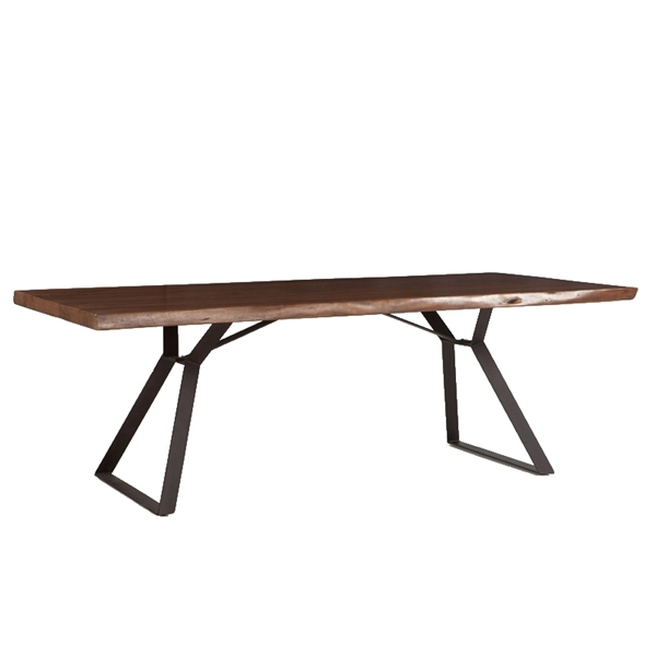 Dining Tables London Pertaining To Well Known Hw Home London Loft Dining Table (View 8 of 20)