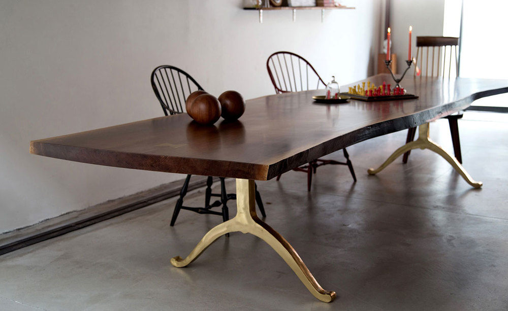 Dining Tables New York Regarding Current Dining Tables — Sentient – Made In Brooklyn (View 5 of 20)