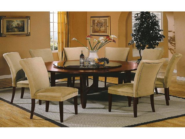 Dining Tables Set For 8 In Well Known 52 Dining Round Table Sets, Amb Furniture Design :: Dining Room (View 4 of 20)