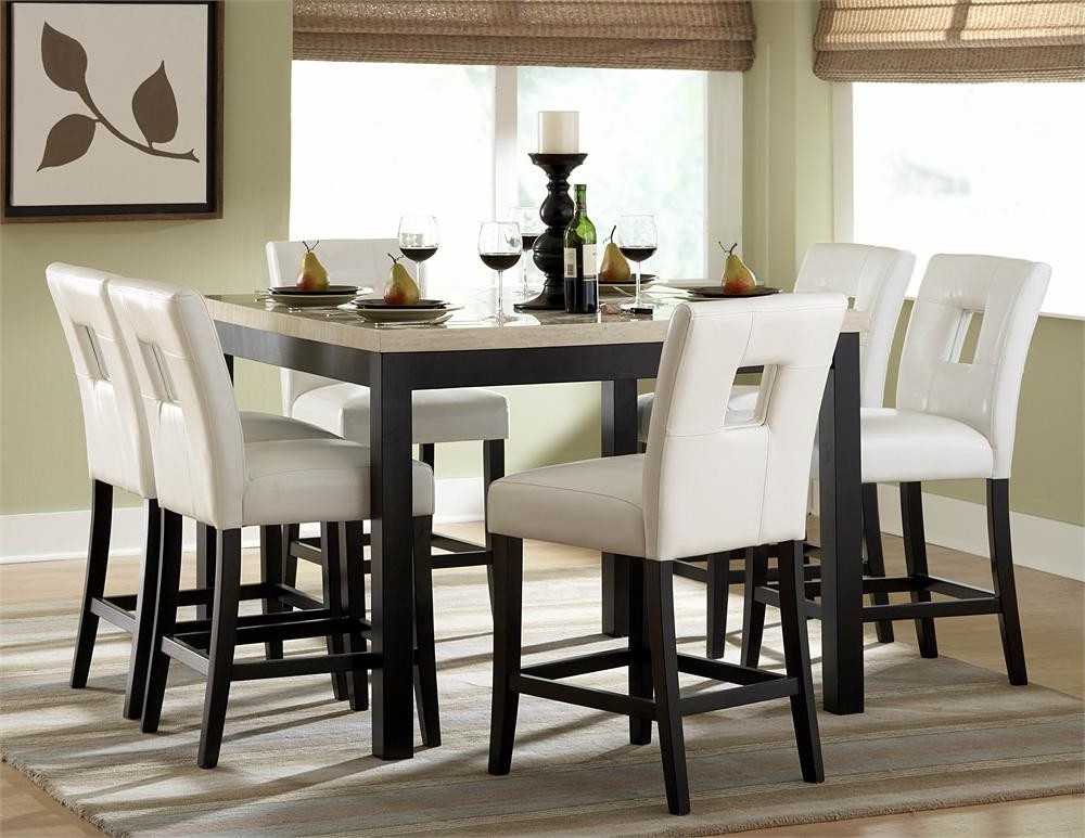Dining Tables Sets Throughout Most Current Best Modern Dining Table Sets Ideas — Jherievans (View 15 of 20)
