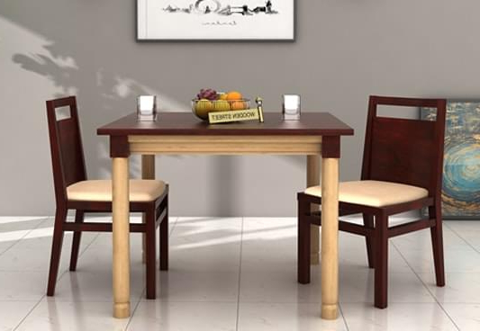 Dining Tables With 2 Seater Intended For Famous Impressive Decoration Two Seater Dining Table 2 Seater Dining Table (View 20 of 20)