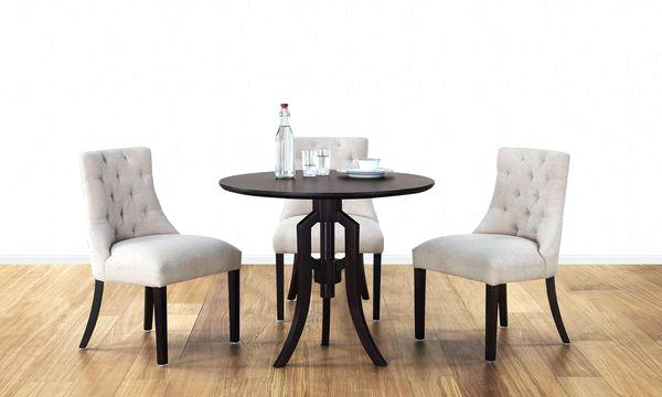 Dining Tables With 2 Seater Intended For Most Recent 2 Seater Table – Cbodance (View 4 of 20)
