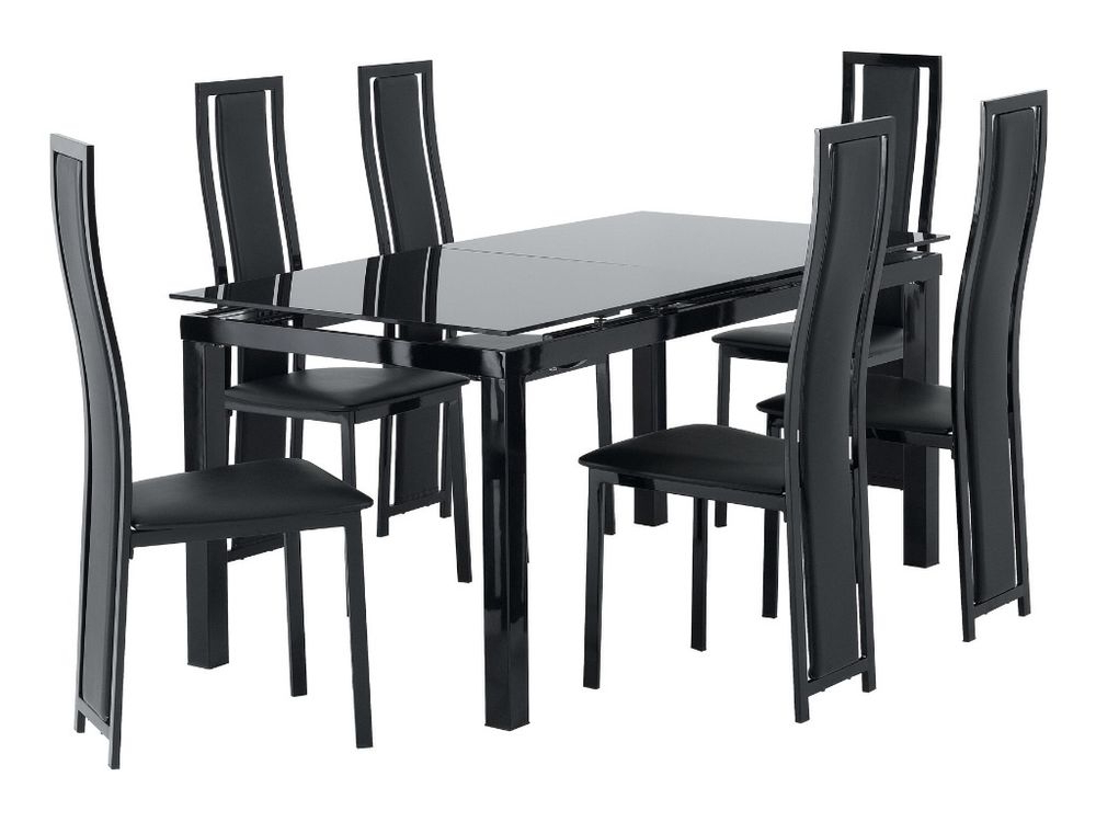 Dining Tables With 6 Chairs In Favorite Ebay Dining Room Tables – Dining Table Furniture Design (View 4 of 20)