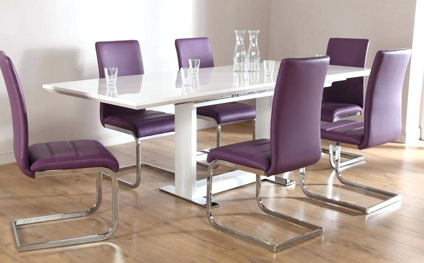 Dining Tables With 8 Chairs Intended For Favorite Dining Table Set For 8 – Aigdonia (View 8 of 20)