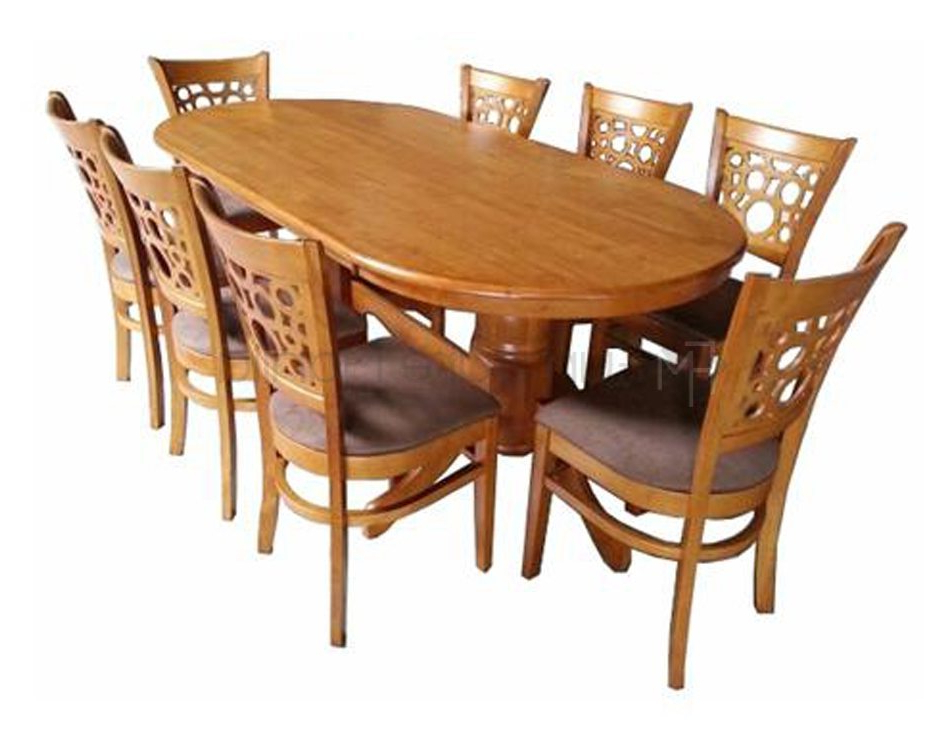 Dining Tables With 8 Seater In Favorite 8 Seaters (View 7 of 20)