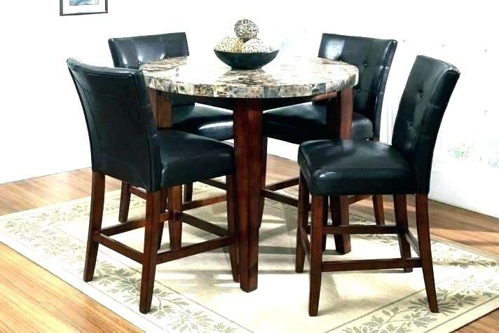 Dining Tables With Attached Stools Intended For Well Known Dining Table With Stools Dining Table With Chairs That Fit (View 3 of 20)
