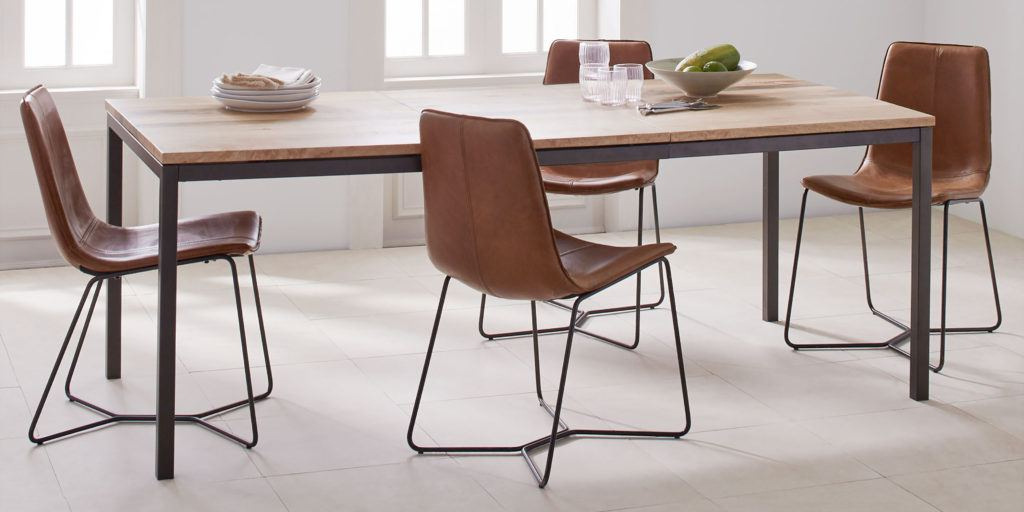 Dining Tables With Fold Away Chairs Pertaining To 2017 How To Buy A Dining Or Kitchen Table And Ones We Like For Under (View 11 of 20)