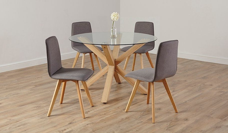 Dining With Circular Dining Tables For  (View 8 of 20)