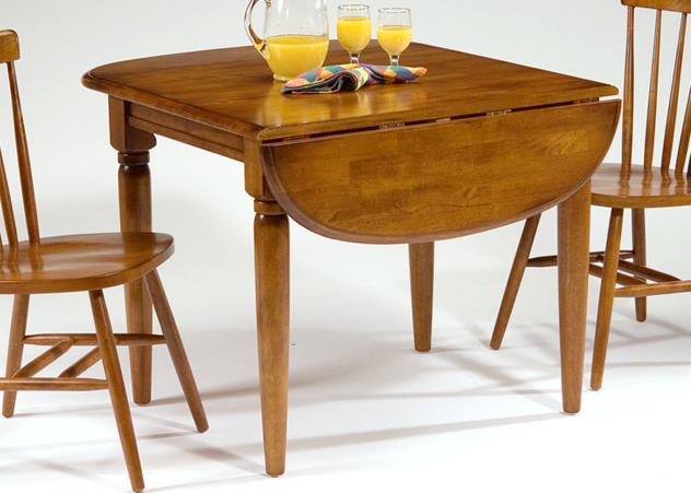 Drop Leaf Extendable Dining Tables Intended For Widely Used Drop Leaf Extendable Dining Table : Modern Kitchen Furniture Photos (View 6 of 20)
