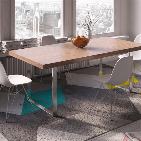 Eco Natura Roma Dining Table For Current Roma Dining Tables (View 3 of 20)
