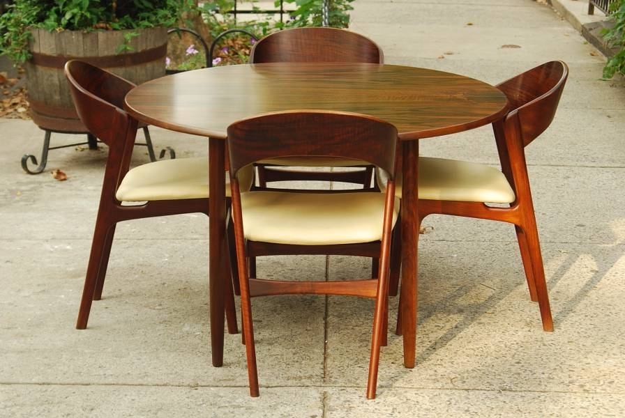 Elegance Design Of Teak Dining Chairsteak Furnitures Inside Widely Used Natural Brown Teak Wood Leather Dining Chairs (View 4 of 20)