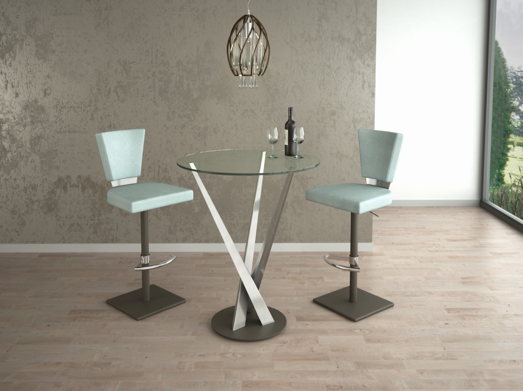 Elite Modern Crystal Dining Table (View 11 of 20)