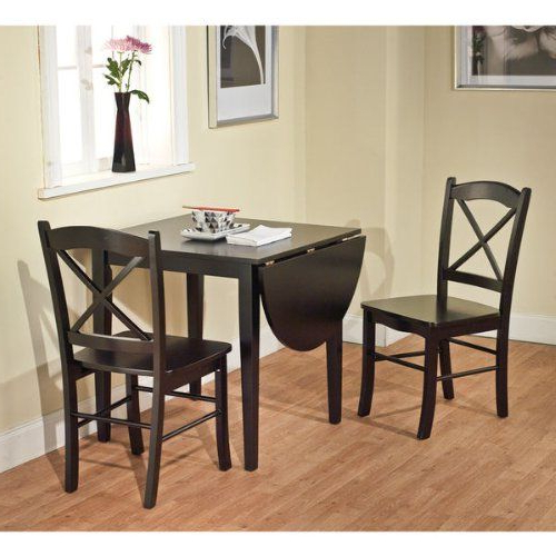 Enjoyable Two Seater Dining Table And Chairs Seat Kitchen Best 2 For 2017 Two Seat Dining Tables (Gallery 18 of 20)