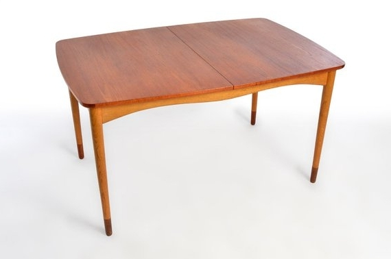 Etsy Throughout Chapleau Ii Extension Dining Tables (View 7 of 20)