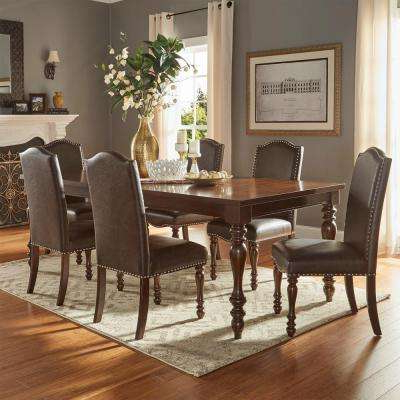 Extendable Dining Table Sets With Regard To 2017 Extendable – Dining Room Sets – Kitchen & Dining Room Furniture (View 8 of 20)