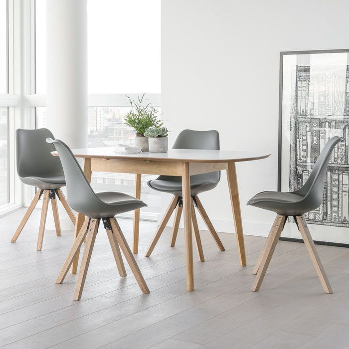 Extendable Dining Table (Gallery 17 of 20)