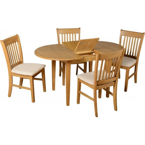 Extendable Dining Tables And 4 Chairs With Fashionable Extending Dining Table Sets – Castrophotos (View 19 of 20)