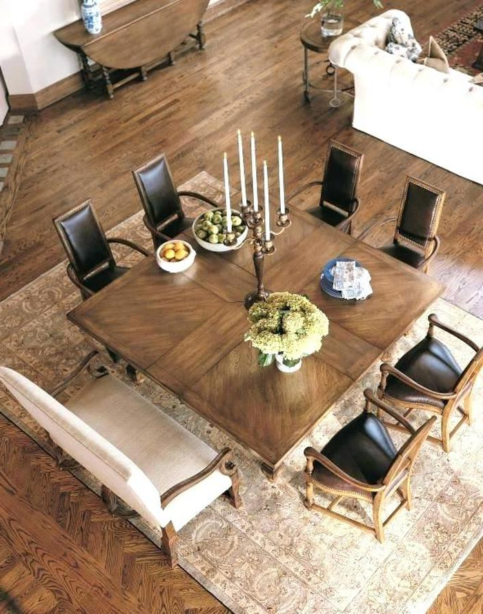 Extendable Dining Tables With 8 Seats Throughout Newest  (View 7 of 20)