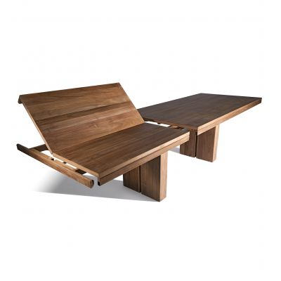 Extendable Dining Tables With Recent Teak Double Extendable Dining Table (Gallery 1 of 20)