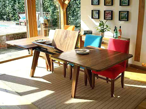 Extending Dining Sets With Best And Newest Extendable Dining Table Set Modern Round Extendable Dining Table (Gallery 8 of 20)