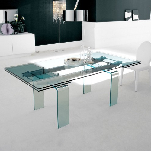 Extending Glass Dining Tables Throughout Well Liked Contemporary Furniture From Belvisi Furniture Cambridge (Gallery 17 of 20)