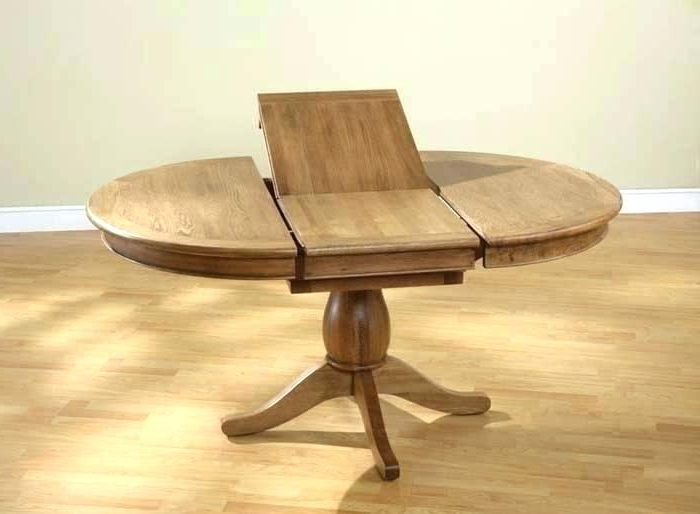 Extending Round Dining Tables In Fashionable Round Extendable Dining Table Seats 10 – Findreviews (View 3 of 20)