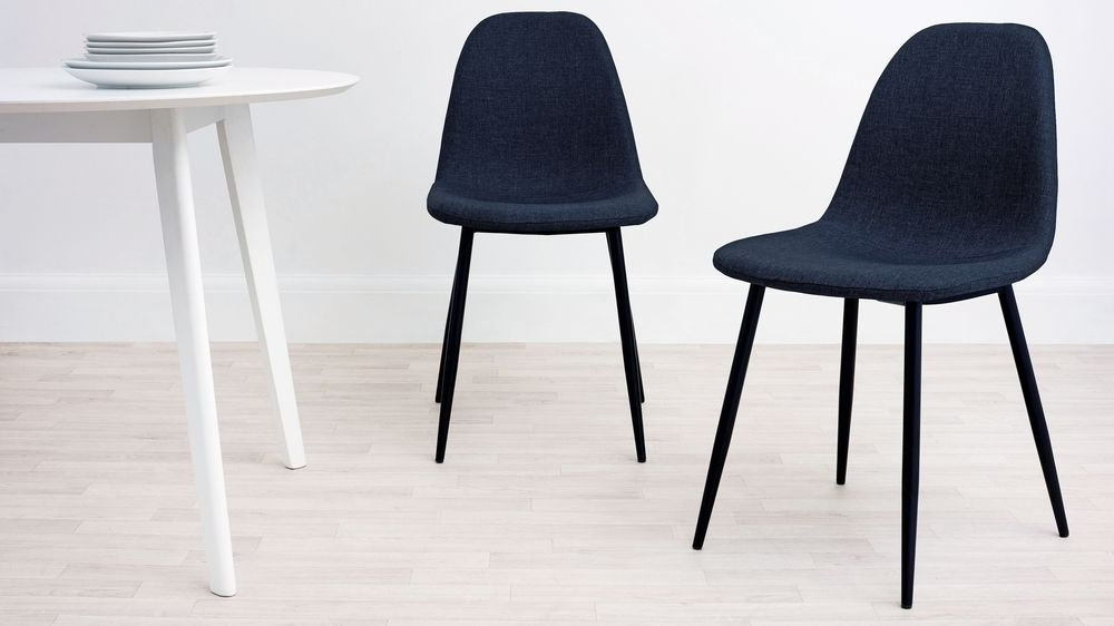 Fabric Dining Chair (View 8 of 20)