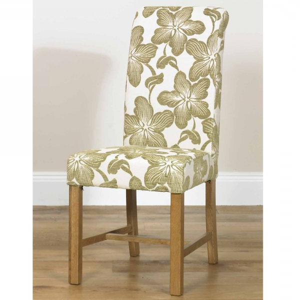 Fabric Dining Chairs & Benches (View 4 of 20)