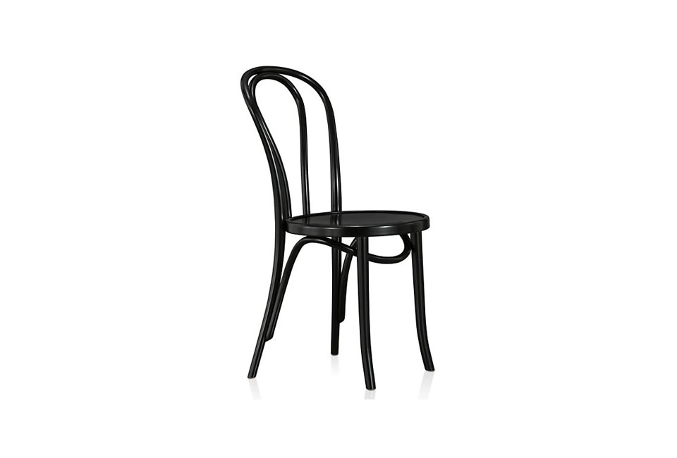Famous 10 Easy Pieces: Classic Can't Go Wrong Black Dining Chairs – Remodelista Within Alexa Black Side Chairs (View 7 of 20)