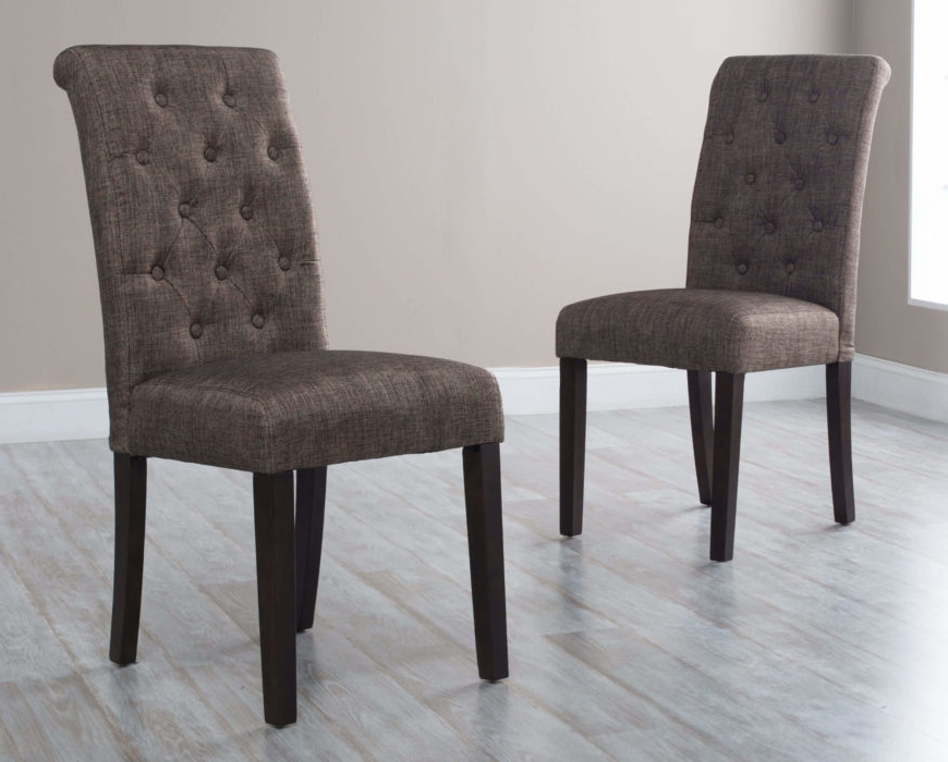 Famous 19 Types Of Dining Room Chairs (crucial Buying Guide) For Dining Room Chairs (View 8 of 20)