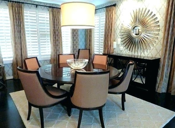 Famous 6 Person Round Dining Table – Bcrr For 6 Person Round Dining Tables (View 15 of 20)