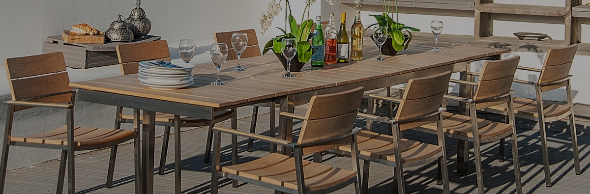 Famous Alexander Rose Cologne 8 Seat Dining Set Within 8 Seat Outdoor Dining Tables (View 4 of 20)
