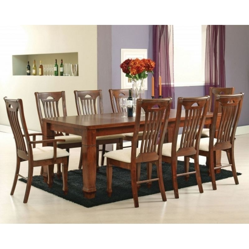 Famous Cheap 8 Seater Dining Tables Inside Kiev 8 Seater Dining Table (View 19 of 20)